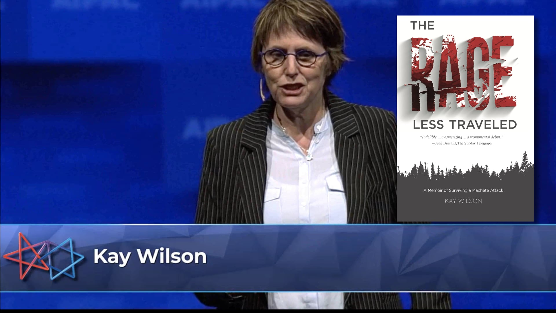 Kay Wilson at AIPAC Policy Conference March 2019