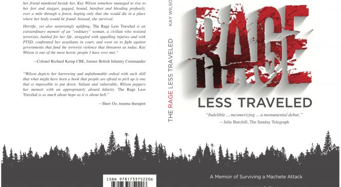 The Rage Less Traveled Paperback is so close!